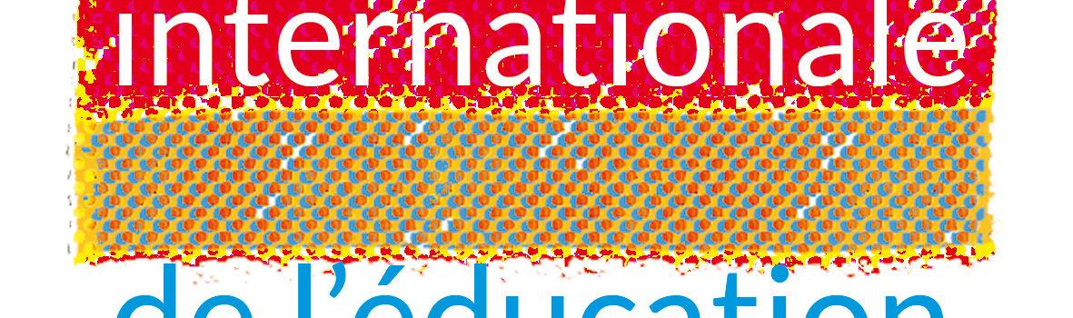 L'école Vitruve à la  2ème Biennale internationale de l'Education nouvelle du 28 au 31 octobre 2019
